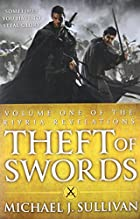 Theft of Swords (Riyria Revelations) by…
