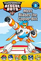Transformers Rescue Bots: Meet Blades the…