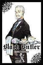 Black Butler, Volume 10 by Yana Toboso