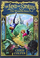 The Land of Stories: The Wishing Spell by…