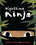 Nighttime Ninja by Barbara DaCosta