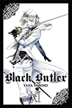 Black Butler, Volume 11 by Yana Toboso