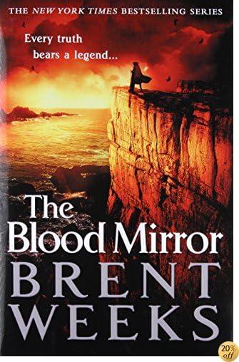 TThe Blood Mirror (Lightbringer)