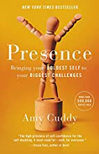 Presence: Bringing Your Boldest Self to Your…