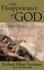 The Disappearance of God: A Divine Mystery…