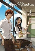 Love at Fourteen, Volume 3 by Fuka Mizutani
