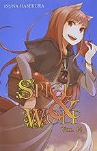 Spice & Wolf, Volume 14 by Isuna Hasekura