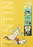 The Adventures of Tintin 12-14 (Red…