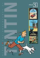 The Adventures of Tintin 15-17 (Land of…
