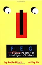 FEG: Ridiculous Stupid Poems for Intelligent…