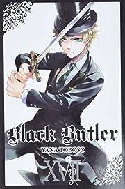 Black Butler, Vol. 17 by Yana Toboso