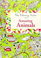Amazing Animals (The Coloring Studio) by…