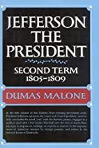Jefferson the President: Second Term…