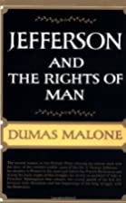 Jefferson and the Rights of Man : Jefferson…