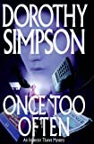 Simpson, Dorothy: Once Too Often