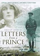 Letters from a Prince by Rupert Godfrey