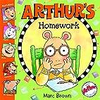 Arthur's Homework (Arthur Adventures…