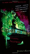 Cirque Du Freak #1: A Living Nightmare: Book…