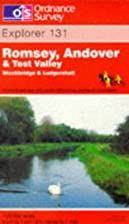Explorer Map 131: Romsey, Andover and Test…
