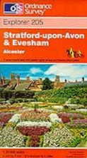 Explorer Map 205: Stratford-upon-Avon &…
