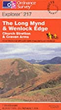 Explorer Map 217: Long Mynd and Wenlock…
