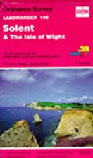 Landranger Map 196: The Solent & Isle of…