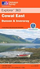 Explorer Map 363: Cowal East by Ordnance…