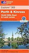 Explorer Map 369: Perth and Kinross by…