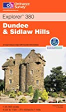 Explorer Map 380: Dundee and Sidlaw Hills by…