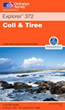 Explorer Map 372: Coll and Tiree by Ordnance…