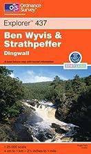 Explorer Map 437: Ben Wyvis and Strathpeffer…