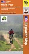 Outdoor Leisure Map 022: New Forest by…