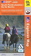 Outdoor Leisure Map 036: South Pembrokeshire…
