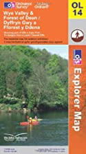 Outdoor Leisure Map 014: Wye Valley & Forest…
