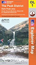Outdoor Leisure Map 001: The Peak District -…