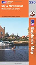 Explorer Map 226: Ely and Newmarket,…