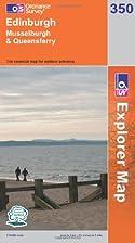 Explorer Map 350: Edinburgh, Musselburgh &…
