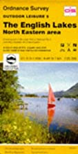 Outdoor Leisure Map 005: English Lakes -…