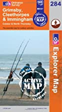Explorer Map 284: Grimsby, Cleethorpes and…