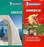Michelin Staff: Michelin Greece Green Green Guide Pack - Guide in English plus Map