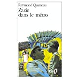 Queneau, Raymond: Zazie dans le Metro - 4 Audio Compact Discs