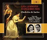 Choderlos de Laclos: Les Liaisons Dangereuses (10 Audio Compact Discs in French) (French Edition)