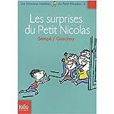 Sempe: Histoires inedites du Petit Nicolas, Tome 5: Les surprises du Petit Nicolas (French Edition)