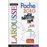 Larousse: Larousse de Poche 2010 Edition (French Edition)