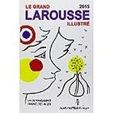 Larousse: Petit Larousse Illustre 2010 Edition Grand Format (larger print) (French Edition)