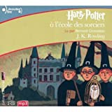 J K Rowling: Harry Potter a l'Ecole des Sorciers CD [MP3 CD] (French Edition)