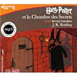 J K Rowling: Harry Potter et la Chambre des Secrets CD [ 2 MP3 CD] (French Edition)