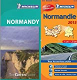 Michelin Staff: Michelin Green Guide Pack Normandy in English plus map