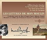 Alphonse Daudet: Les Lettres de Mon Moulin - 4 Compact Discs (French Edition)