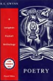 Gwynn, R.S.: Poetry: A Longman Pocket Anthology